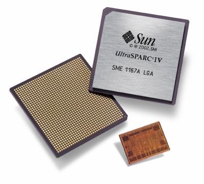 Sun Microsystems' MicroProcessor