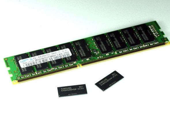 DDR3 Memory - Samsung